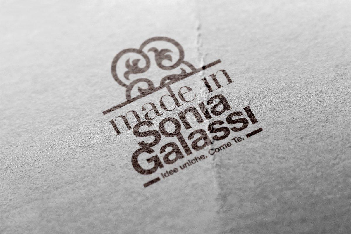 Made in Sonia Galassi - mockup
